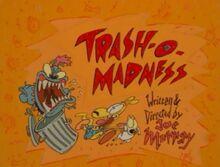 Trashomadness
