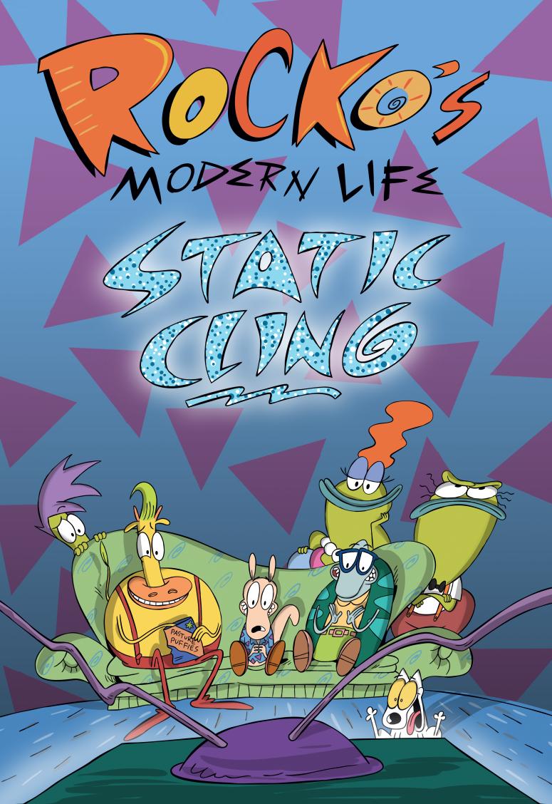 Rocko's Modern Life: Static Cling | Rocko's Modern Life Wiki
