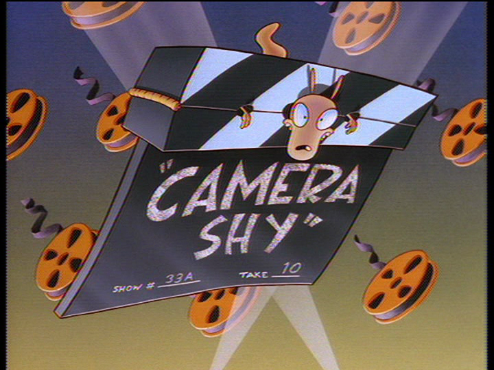 Camera Shy Rockos Modern Life Wiki Fandom Powered By Wikia