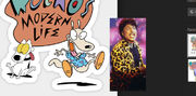 Dog rocko Little Richard
