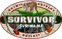 Official - Survivor Suriname