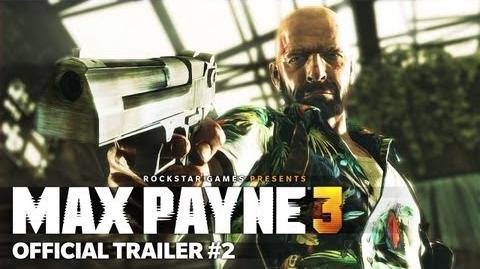 Max Payne 3 Official Trailer 2