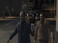 Clean Getaway GTA IV