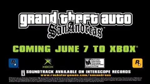 GTA San Andreas - Official Xbox Trailer HD-2