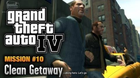 GTA 4 - Mission 10 - Clean Getaway (1080p)-0