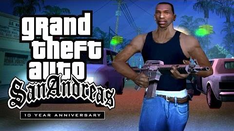GTA San Andreas 10th Anniversary Tribute Trailer