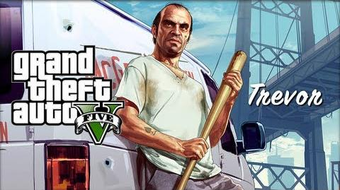 GTA 5 Official Character Trailer - Trevor Trailer HD CC