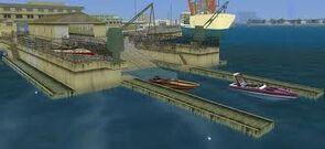 Boatyard   Rockstar Games' GTA: Vice City Wiki   FANDOM