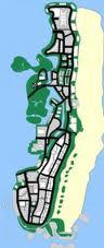 Vice city beach map