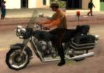 Motor officer in GTA VCS