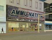 Downtown ammunation