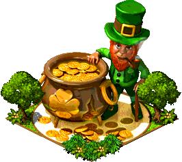 StPatricksDay Leprechaun Treasury