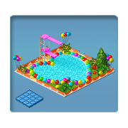 ValentinesDay Lovers Pool
