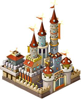 LimitedEdition Medieval Castle