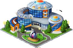 LimitedEdition Space Mansion