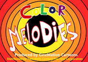 Color Melodies intro 1937-1938