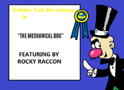 The Mechanical Dog Release Title Card