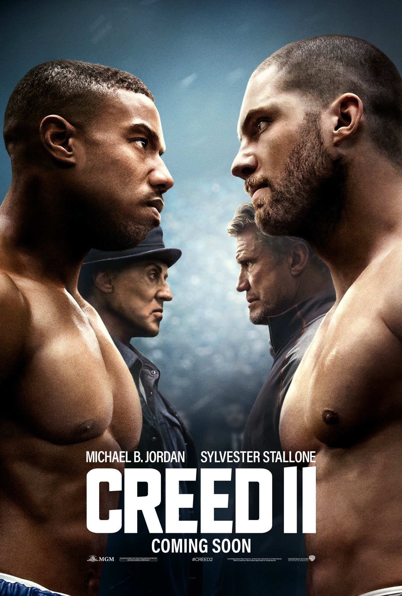 96b5f4c4b8522b Creed II poster 5. Directed By ...