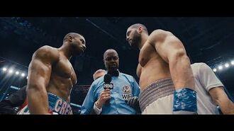 Creed vs Drago Full First Fight Scene - Creed 2