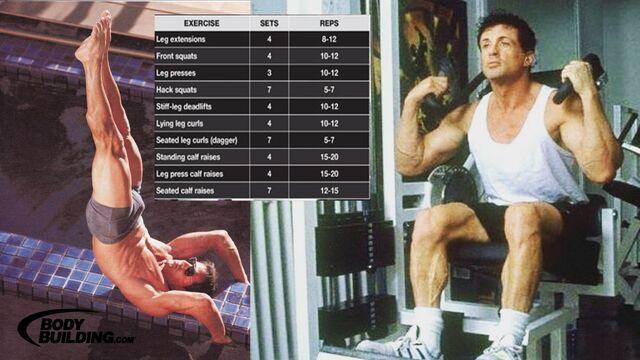 File Sylvester Stallone Calves Workout Jpg
