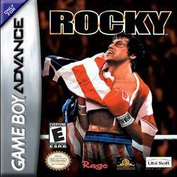 Rocky GBA