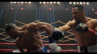 Creed 2 Creed vs Wheeler full fight