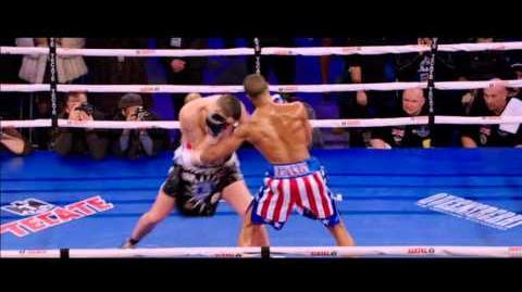 CREED Adonis Creed vs. 'Pretty' Ricky Conlan (4K HD) - Part 2