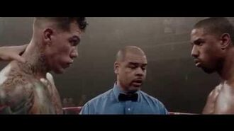 "Creed - Adonis ""Creed"" vs Leo ""The Lion"" Sporino"
