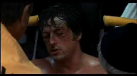 Rocky II 1979 Rocky vs Apollo Creed(rematch) part 2