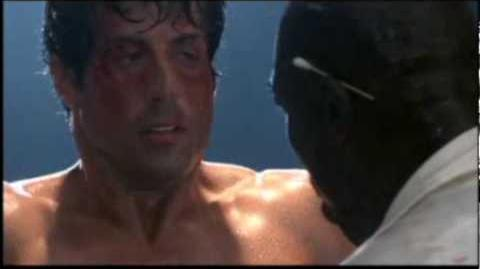 Rocky 4 - Rocky vs Ivan Drago - full fight part 1