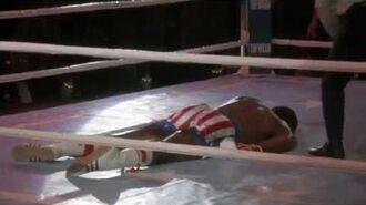 Rocky IV - Apollo Creed vs Ivan Drago