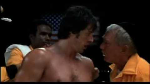 Rocky II 1979 Rocky vs Apollo Creed(rematch) part 1