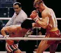 Drago vs. Rocky