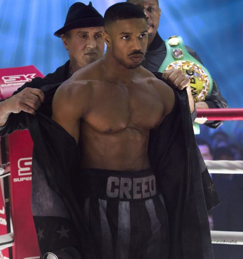 does creed win in creed 2