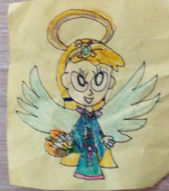 Crystal the Unsinging Little Angel
