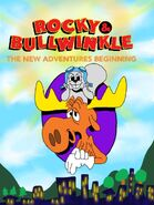 Rocky and Bullwinkle The New Adventures Beginning movie poster