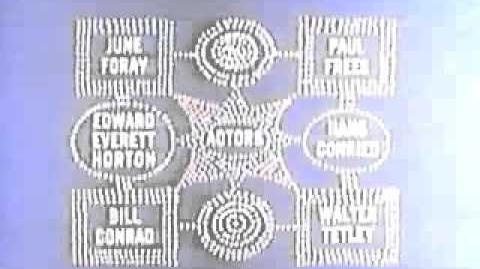 Rocky and Bullwinkle Show end credits Converted