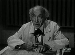 Professor newton