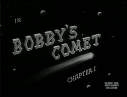 Bobby's Comet Title I