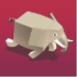 The app icon for version 0.1.0