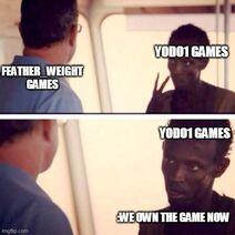 Yodo1 the captain