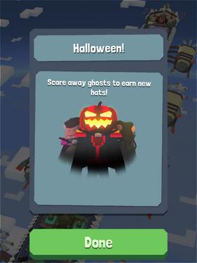 Halloween 2018 Notice