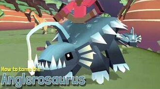 Secret Animal 24 - Anglerosaurus