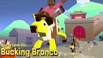 Secret Animal 37 - Bucking Bronco