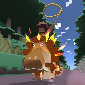 Sabretooth Hippo