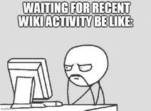 Wait activity