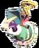 Parasol-o-lophus Icon