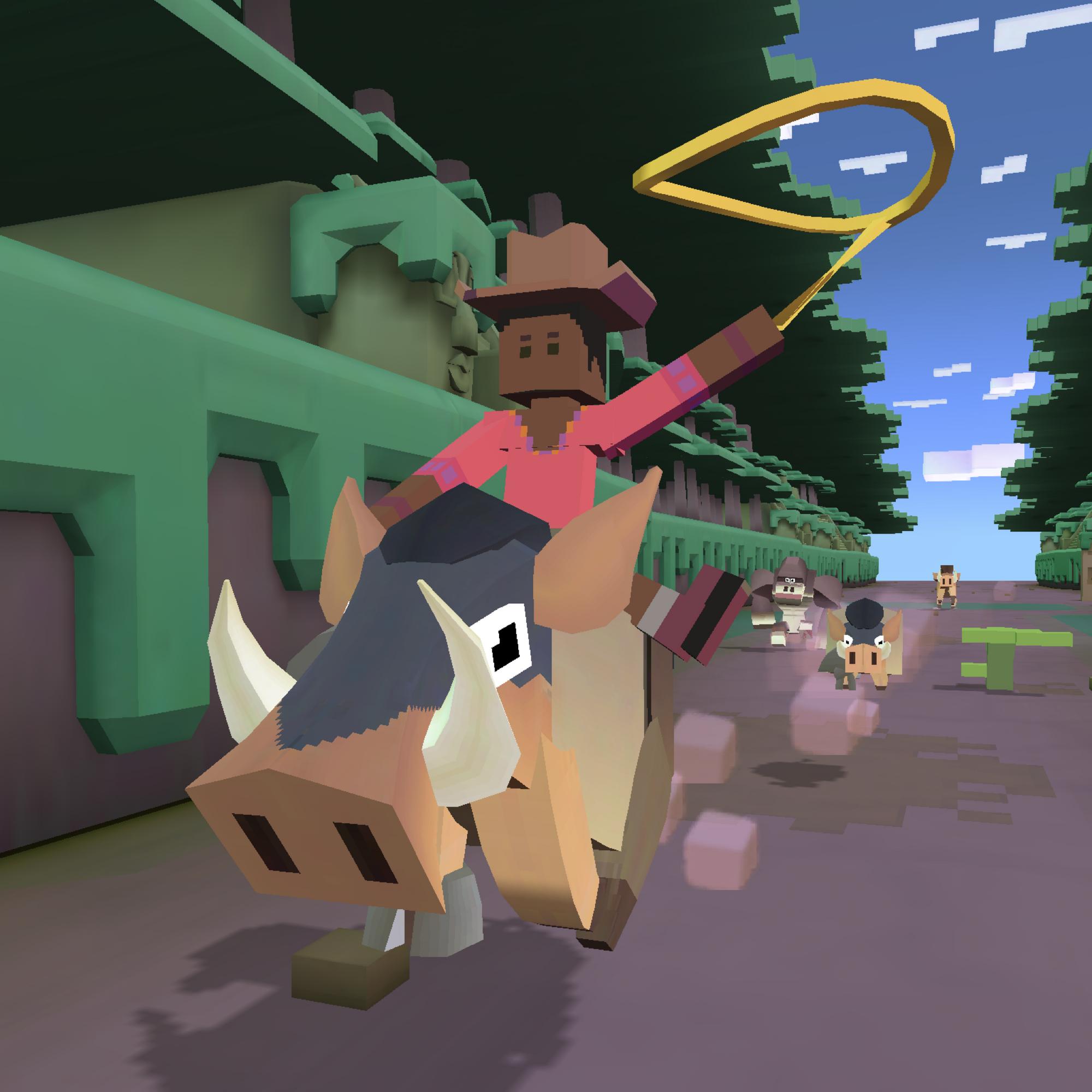 Hog Rider Rodeo Stampedia Fandom Powered By Wikia