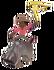 Pygmy Hippo Icon
