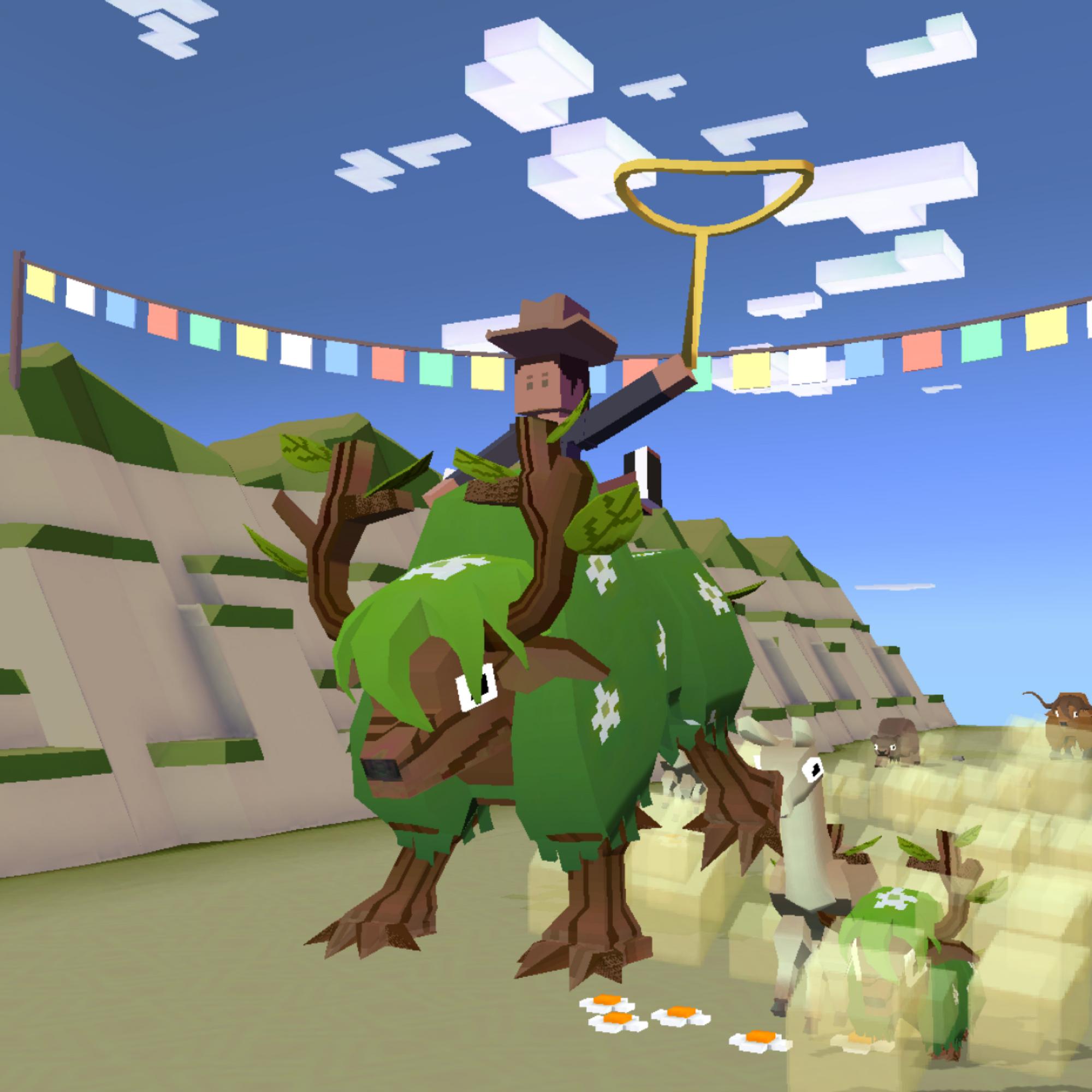 Gnarlyak Tree Rodeo Stampedia Fandom Powered By Wikia